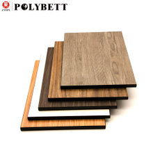 Hot selling hpl exterior compact wall panel with high quality