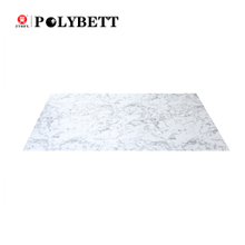 Polybett Decorative Marble And Stone Color Hpl Compact Laminate Sheet /A1 fireproof laminate