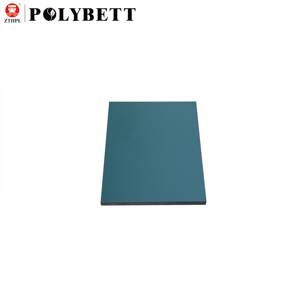 HPL phenolic resin chemical resistant laminate board samples for laboratory table top
