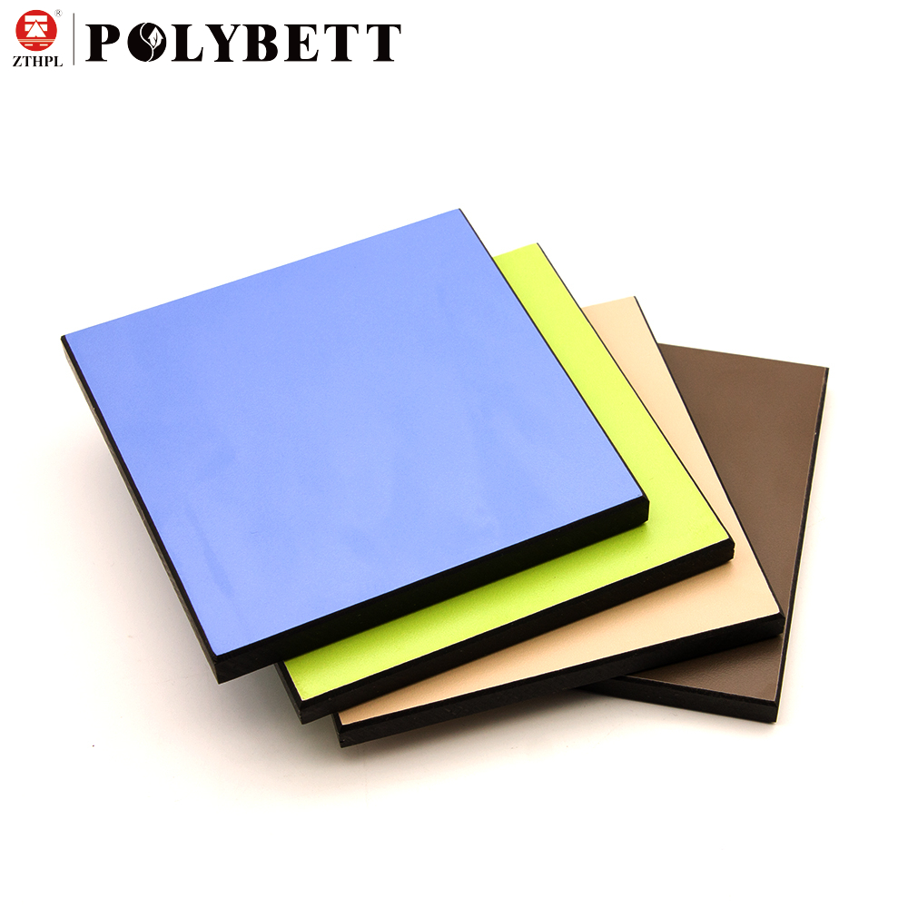 Commercial Big Size Decorative High-pressure Laminates Formica Sheets Hpl Sheets for Kitchen Cabinets