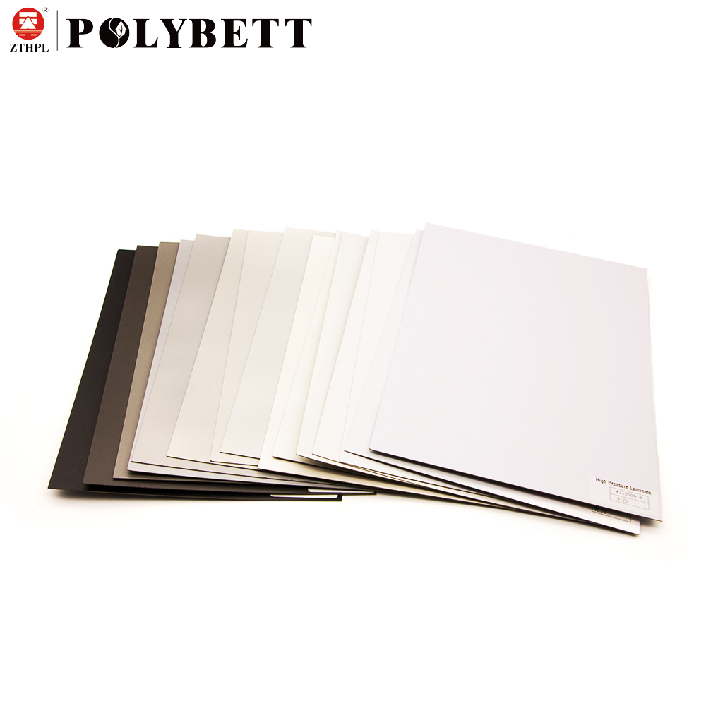 White High Glossy Laminate Hpl Sheets Door Designs