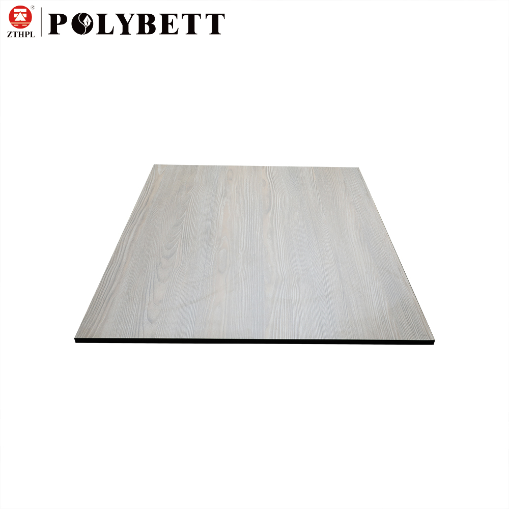 Professional commercial waterproof hpl exterior compact laminate panel for wholesales