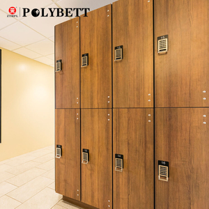High Pressure Phenolic Compact Board Hpl Locker System HPL