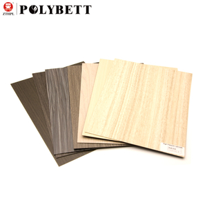 0.6mm -1.0mm Phenolic HPL Board Wood Color As Hpl Wooden Doors