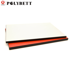 High Pressure Phenolic Compact Board Exterior Hpl Wall Panel