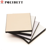 HPL Sheet solid color series high pressure compact laminate for kitchen laminate sheets