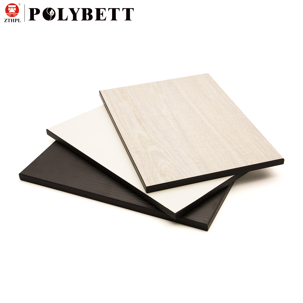 Durable Engineered Surface HPL Compact Laminates Exterior Hpl Wall Panels for Wall Facade
