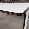 Phenolic Multi Color Core Flexible Hpl Compact Laminate Sheets for Hpl Table Top