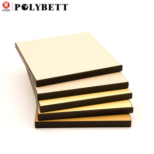 1220x2440mm High Quality Waterproof Partition HPL Phenolic Resin Compact Laminate Board