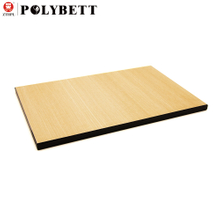 Modern 6mm Exterior Hpl Compact Laminate Board for Outdoor Wall Cladding