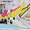 Kids Playground Equipment/Exterior HPL Panel/Compact Hpl