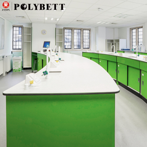 12.7mmthickness worktop chemical resistance laminate laboratory for dental bench