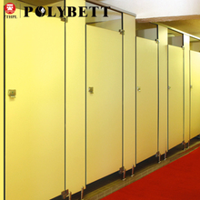 Professional waterproof hpl compact laminate toilet partitions