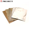 NEW Design decorative marble and stone color hpl compact fireproof laminate sheet for wall panel