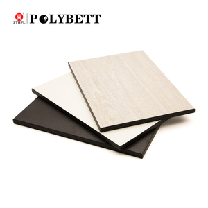 Custom Eco-Friendly Phenolic Resin Kraft Paper HPL Sheets